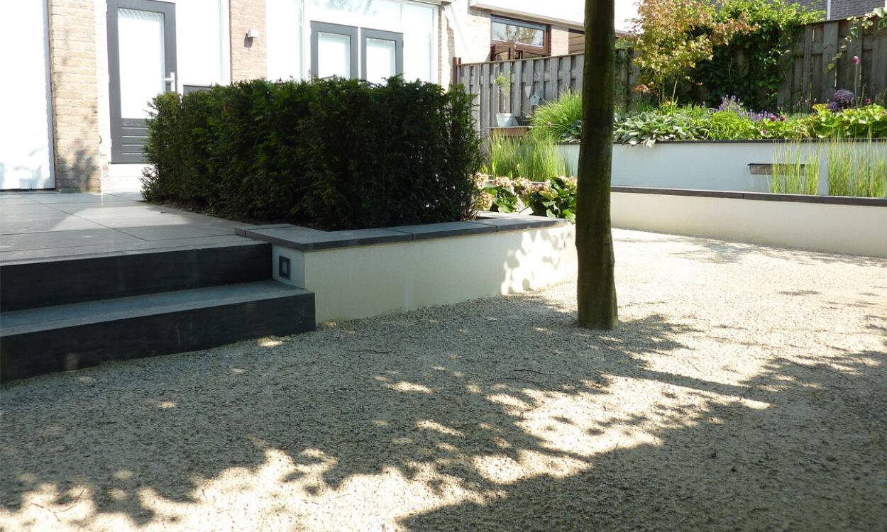 Moderne tuin 4