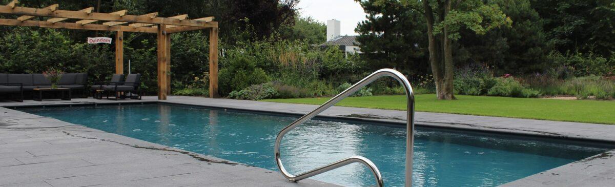 Living-pool munter tuinprojecten zeeland